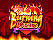 Burning Desire — игровой автомат для азартной онлайн-игры